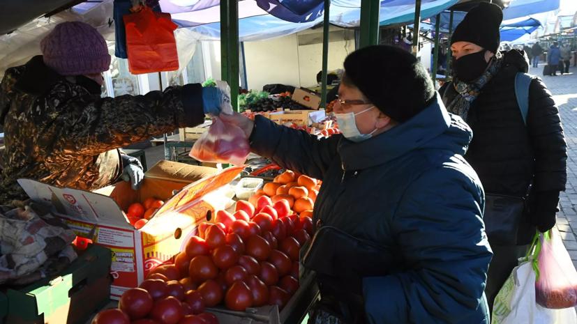 Россия разрешит ввоз томатов с одного из предприятий Азербайджана