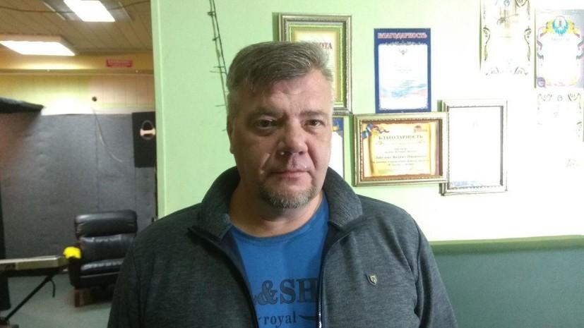 Вадим Лобузов из Донецка едва не погиб во время обстрела ВСУ