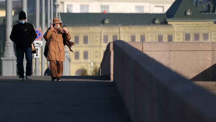 Власти Москвы заявили об отсутствии предпосылок для полного локдауна
