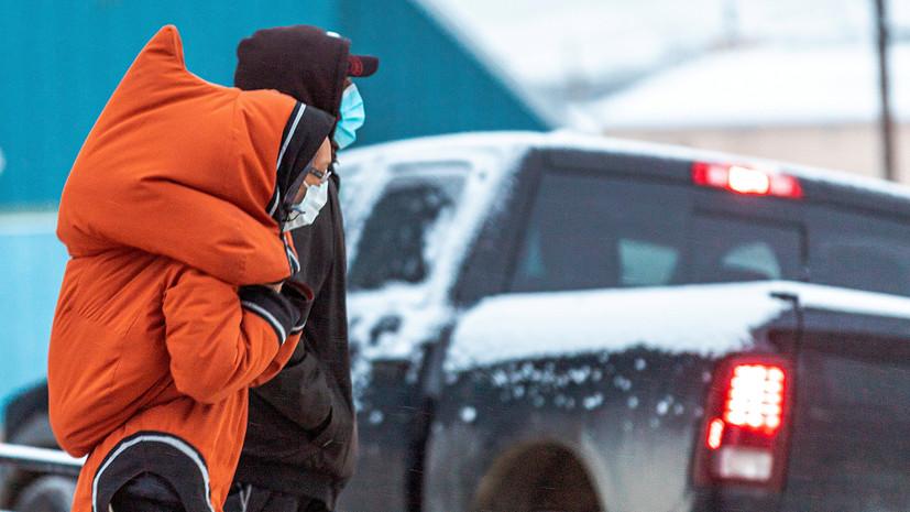 В Канаде число выявленных случаев коронавируса достигло 475 214
