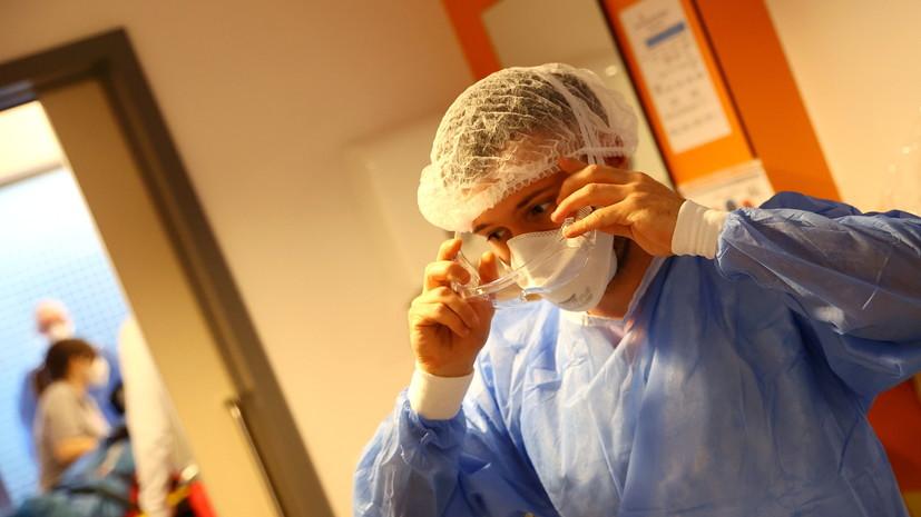 Число умерших от коронавируса в Германии достигло 23 427
