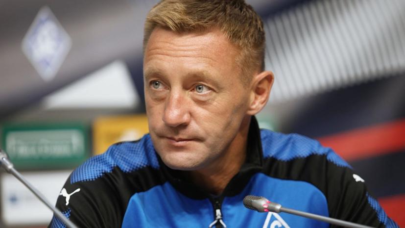 Тихонов не включил Дзюбу в тройку лучших футболистов РПЛ