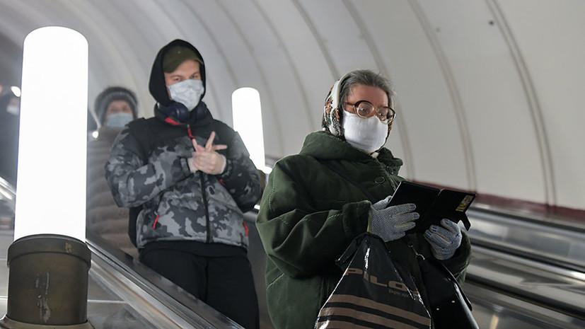 «Система справляется с потоком больных»: Собянин не считает необходимым вводить локдаун в Москве