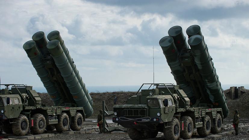 Эрдоган назвал санкции США из-за С-400 атакой на суверенитет Турции