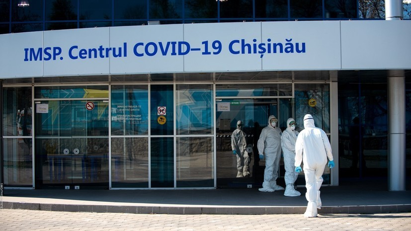 В Молдавии за сутки выявили более 1600 случаев коронавируса
