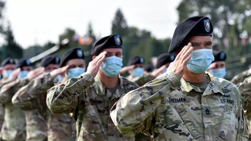 Зеленский просит Раду пустить на Украину иностранных военных для учений