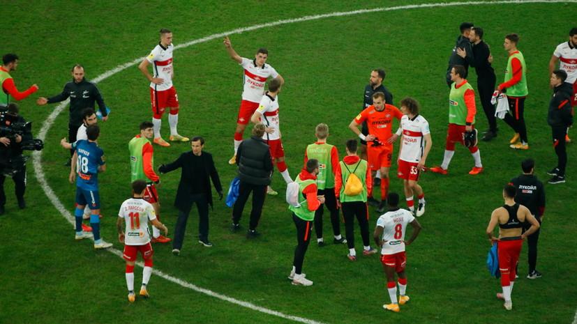 Семак пожелал удачи Тедеско, который заявил, что не продлит контракт со «Спартаком»