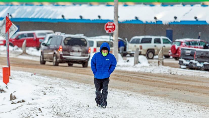 В Канаде число выявленных случаев коронавируса достигло 481 630