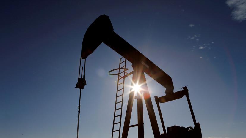 Цены на нефть растут на 1%