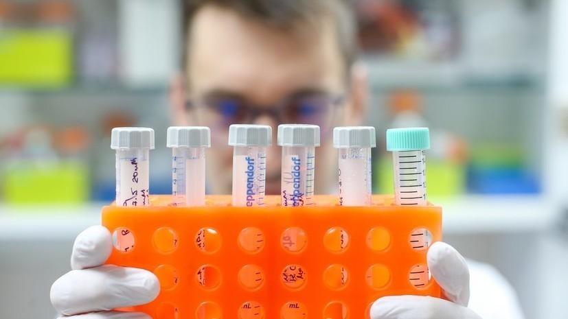 В Подмосковье разрабатывают тест-систему для точной диагностики COVID-19