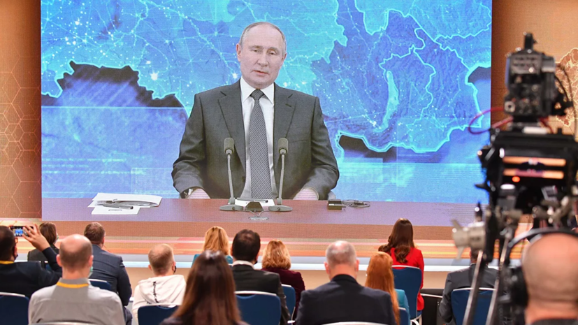 Путин прокомментировал сотрудничество российских учёных с AstraZeneca