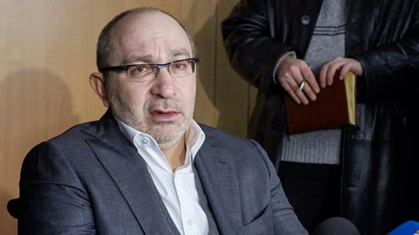 В Харькове объявили трёхдневный траур в связи со смертью мэра города