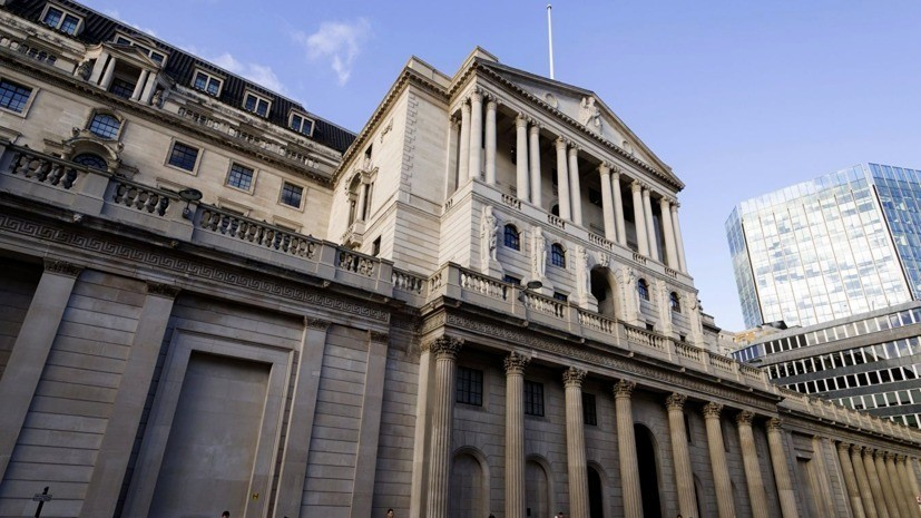Банк Англии сохранил базовую ставку на уровне 0,1%