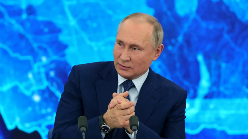 Путин рассказал о поддержкебизнеса в период пандемии