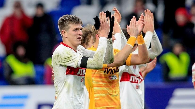 Соболев заявил, что некоторые игроки «Спартака» тратят на штрафы тысячи евро