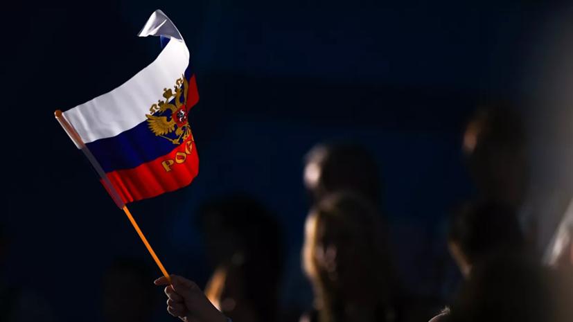 Российские спортсмены смогут выступать в экипировке с названием страны и триколором на ОИ