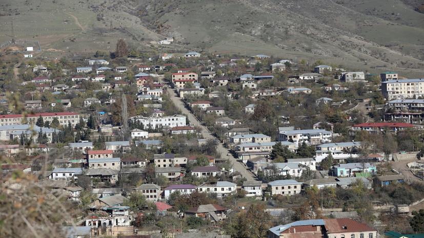 За сутки в Карабах из Армении вернулись ещё 457 беженцев