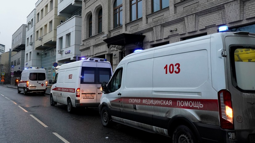 В Москве за сутки скончались 72 пациента с коронавирусом