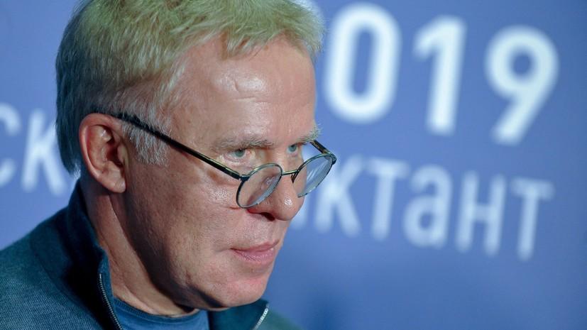 Фетисов признался, что расстроился из-за решения об отстранении российских спортсменов