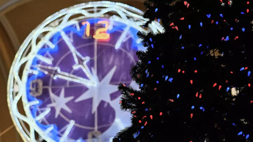 В Магаданской области 31 декабря сделают выходным днём