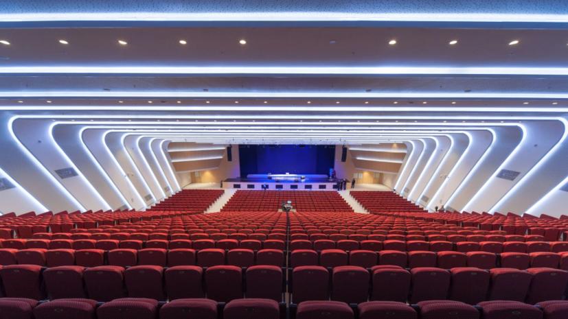 В Красноярске оштрафовали концертный зал из-за нарушений по COVID-19