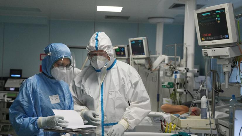 В Москве за сутки 5821 пациент вылечился от коронавируса