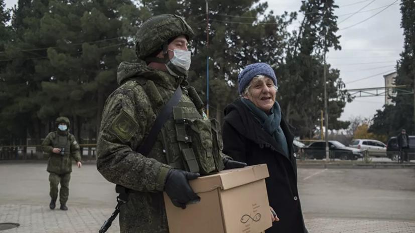 В МККК прокомментировали обстановку в Карабахе
