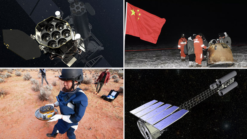 Вернуться на Луну и открыть новое окно во Вселенную: российский астрофизик — о космических проектах 2020—2021 годов