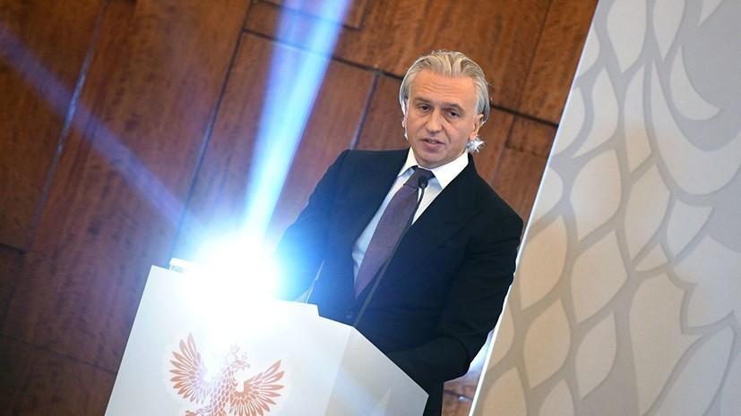 Дюков прокомментировал вердикт CAS в отношении российского спорта