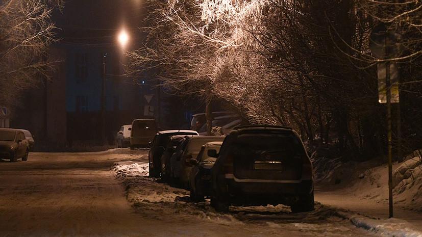 В Ижевске прогнозируют ночные морозы до -27 °С