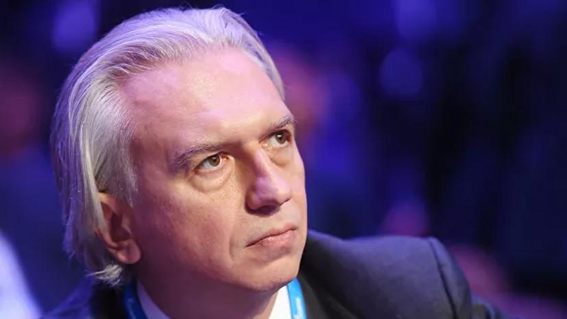 Дюков рассказал, когда будет принят новый бюджет РФС