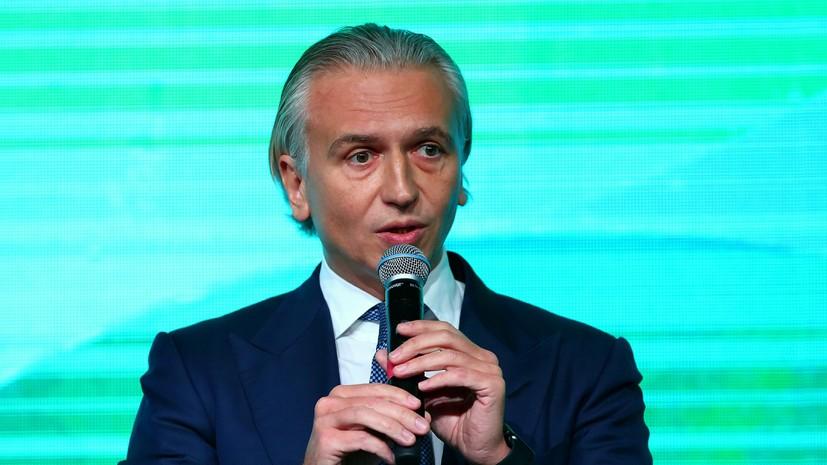 Дюков высказался о судьбе ЧМ по пляжному футболу в Москве в свете решения CAS