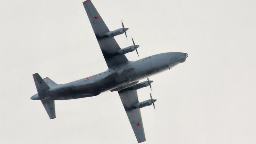 Начинающие лётчики ЗВО провели пробные вылеты над Петербургом