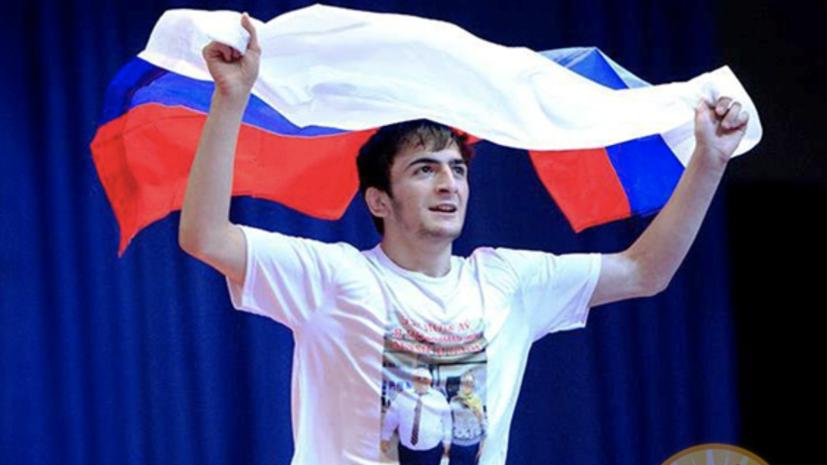 Российские борцы завоевали четыре золота в заключительный день на Кубке мира