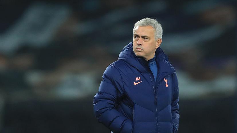 Моуринью: возможно, Флик станет тренером года, если возьмёт семь трофеев за сезон