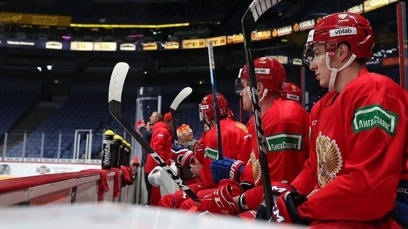 Стал известен состав сборной России на матч Кубка Первого канала с чехами