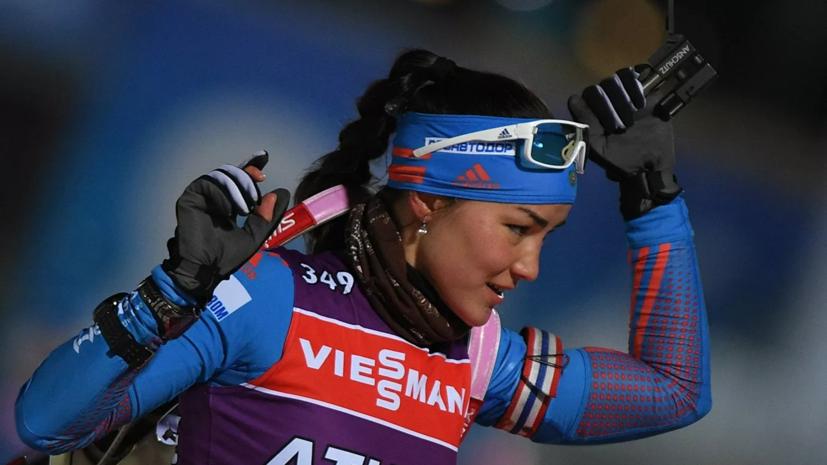 Акимова заявила, что сделает всё возможное, чтобы закрепиться в сборной России