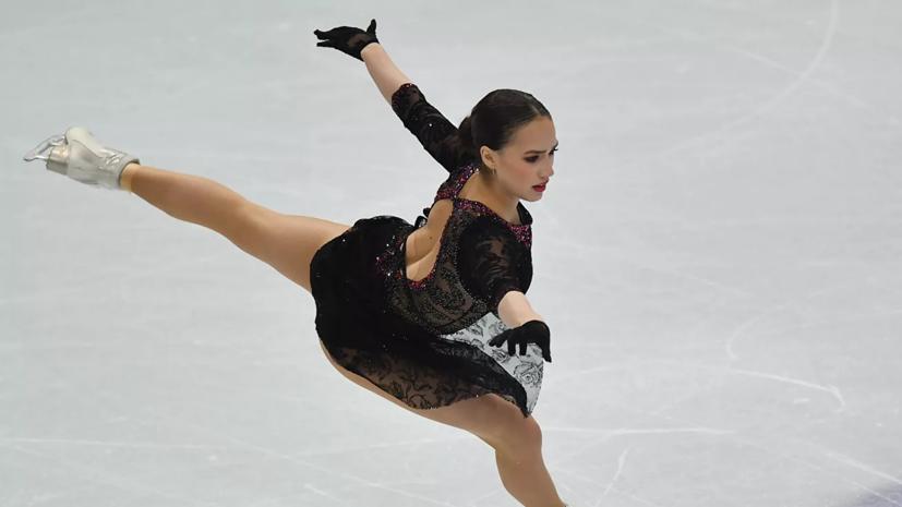 Загитова поделилась впечатлениями от хоккейного матча Россия — Чехия