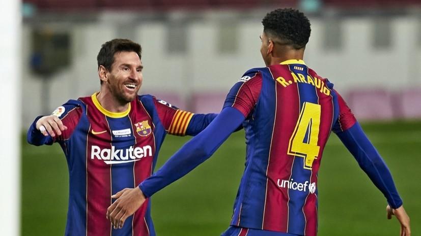 Повторение рекорда Пеле от Месси, дубль Роналду и семь мячей «Ливерпуля»: топ-5 событий дня в европейском футболе