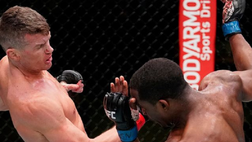Томпсон победил Нила в главном бою турнира UFC Vegas 17