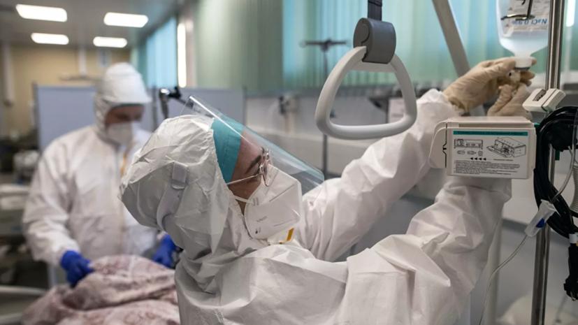 В Москве за сутки4790 пациентов вылечились от коронавируса