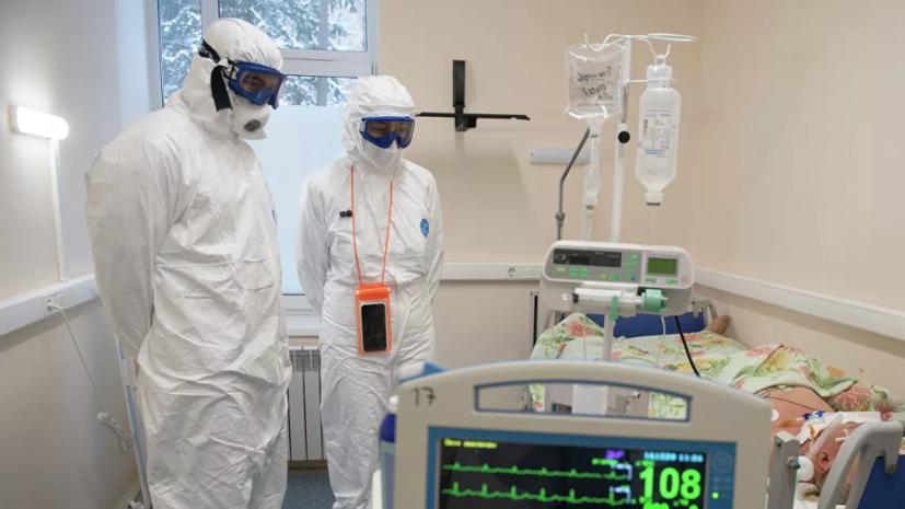В России за сутки от коронавируса вылечились 20 915 пациентов