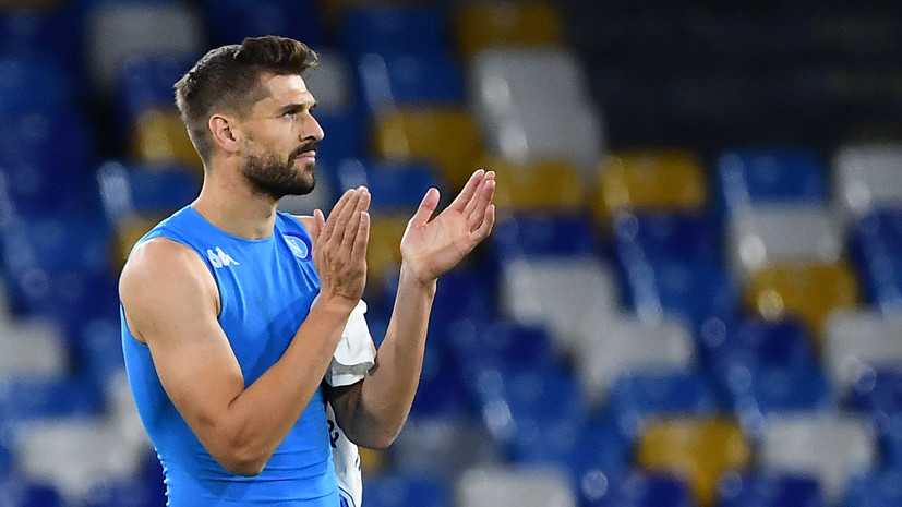 СМИ: «Милан» рассматриваетфорварда«Наполи» в качестве замены Ибрагимовичу
