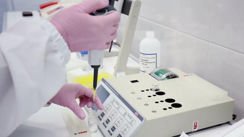 Роспотребнадзор сообщил о проведённых тестах на коронавирус