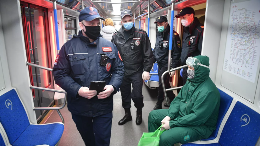 В Москве приставы начали взыскивать штрафы с нарушителей ограничений