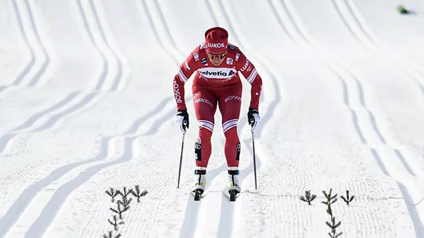 Российские лыжницы завоевали серебро в командном спринте на этапе КМ в Дрездене