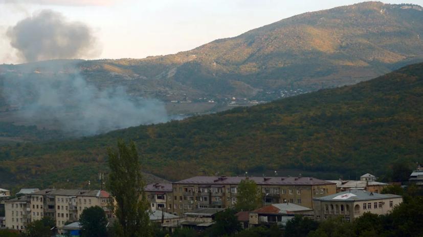 Карабахские спасатели обнаружили тела 22 военных