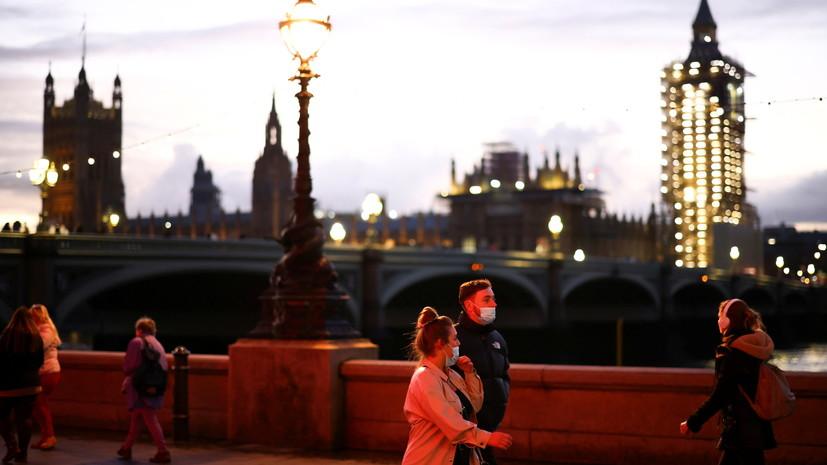 В оперштабе прокомментировали ситуацию с коронавирусом в Британии
