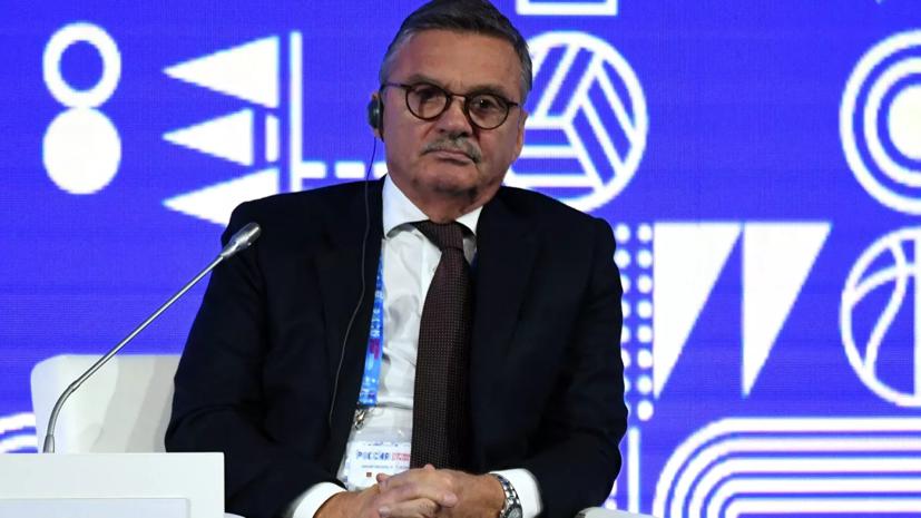 Глава IIHF заявил, что будет наблюдать за сборной России на МЧМ