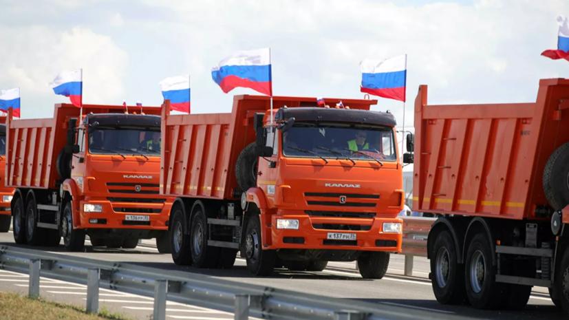 КамАЗ намерен начать разработку грузовиков и автобусов на водороде
